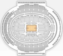 Madison Square Garden Guide Itinerant Fan