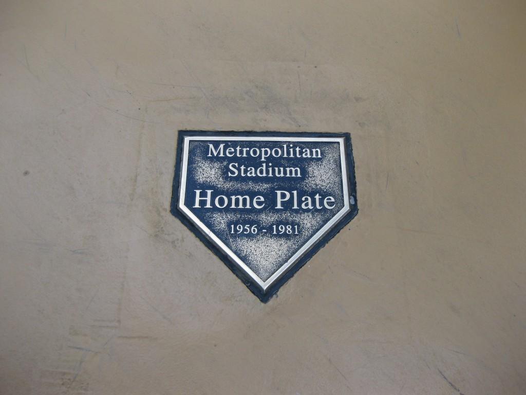 Met home plate