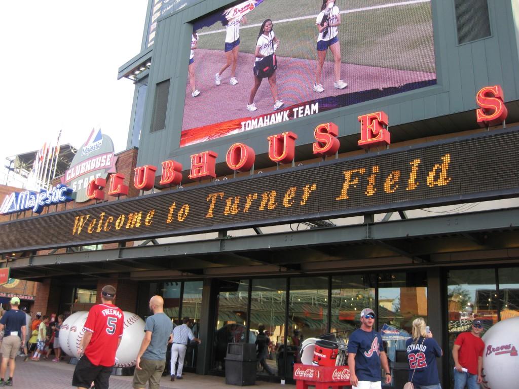 Turner Field store