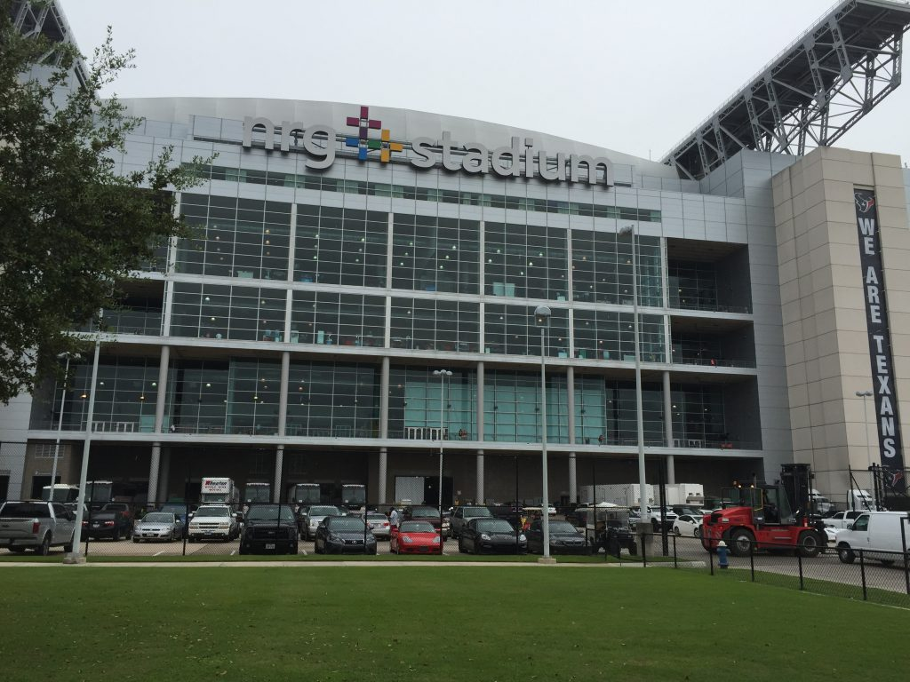 NRG Stadium, site of Super Bowl LI