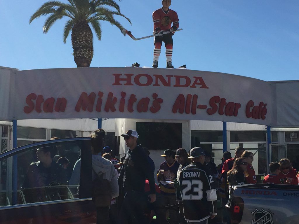 Stan Mikita's All-Star Cafe