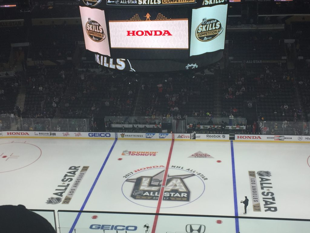 NHL All-Star Skills Challenge