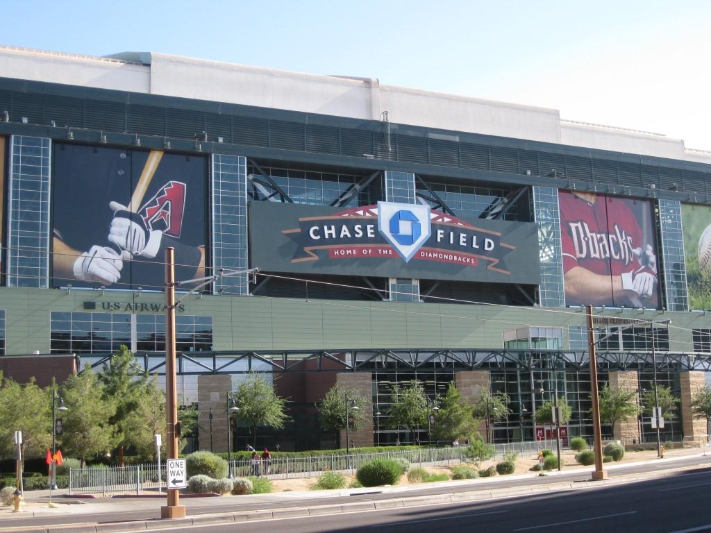 Chase Field Arizona Diamondbacks events tickets parking hotels seating food