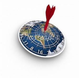 dart in globe