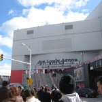 Joe Louis Arena exterior