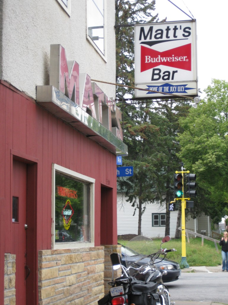 Matt's Bar Minneapolis sports teams travel guide