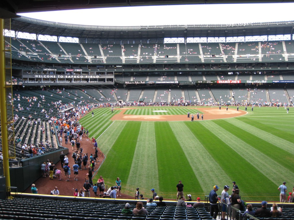 T-Mobile Park Seattle sports travel