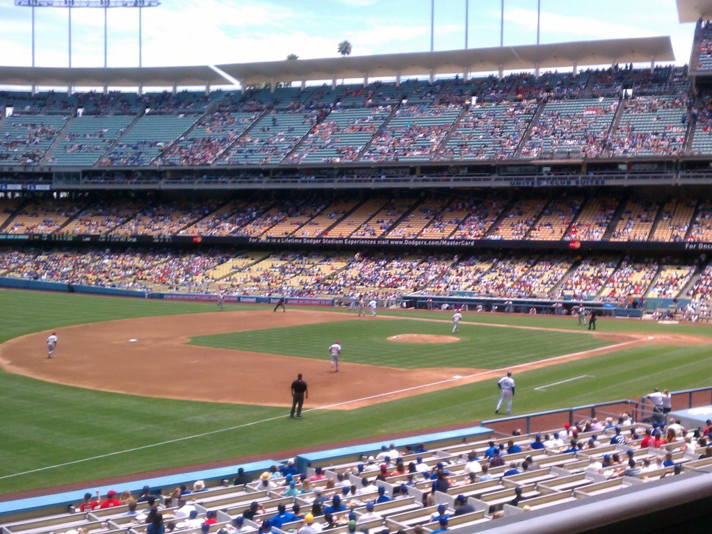 Dodger Stadium Los Angeles city guide