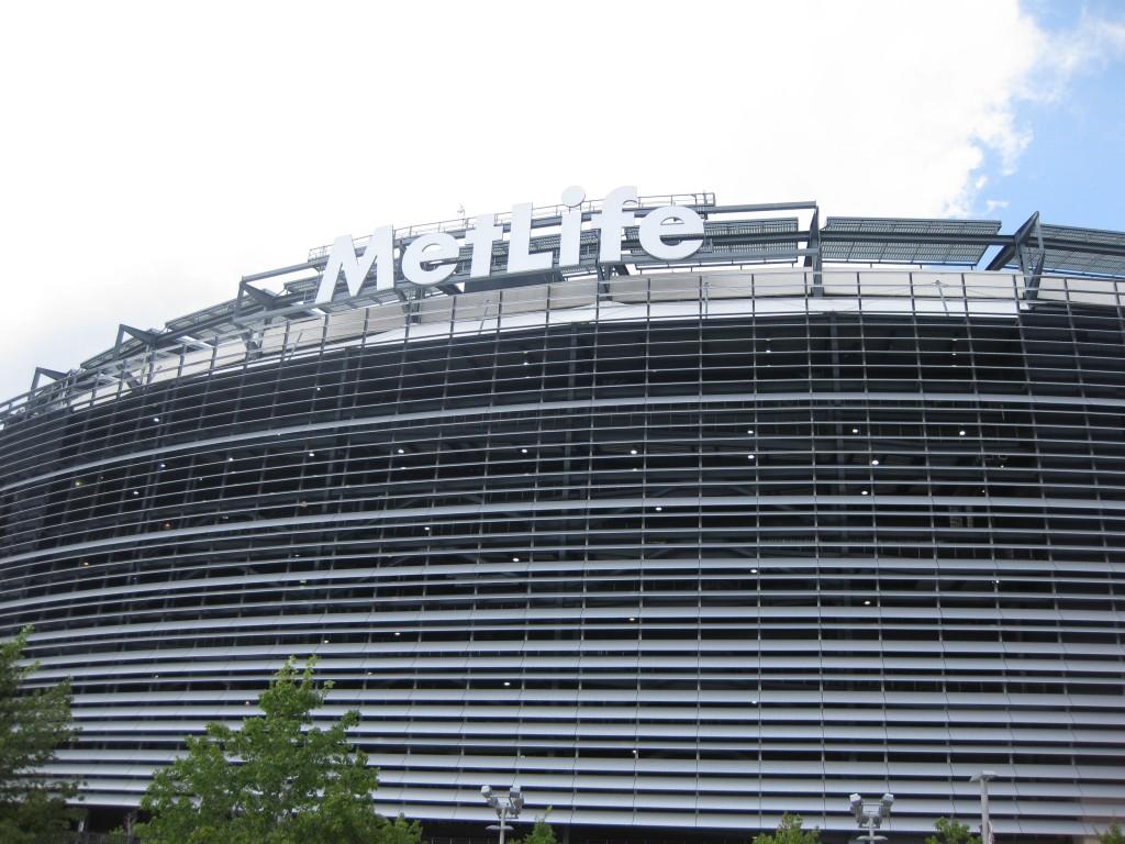 MetLife Stadium New York sports travel