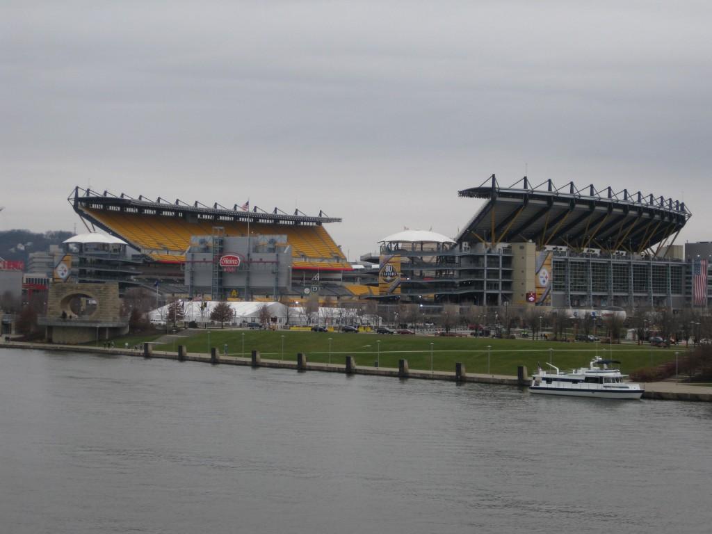 Heinz Field Pittsburgh sports travel