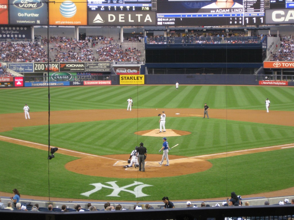 Yankee Stadium New York Yankees