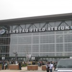 Lambeau Field Atrium Green Bay Packers seating tours events weather