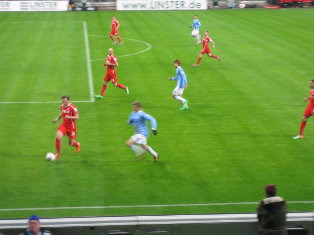Allianz Arena pitch