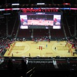 Toyota Center Houston Rockets events tickets parking hotels seating food