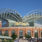 Miller Park Milwaukee Brewers events tickets parking hotels seating food