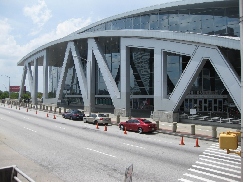 State Farm Arena Atlanta sports teams travel guide