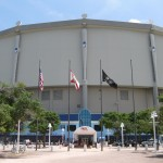 Tropicana Field Tampa Bay Rays events tickets parking hotels seating food