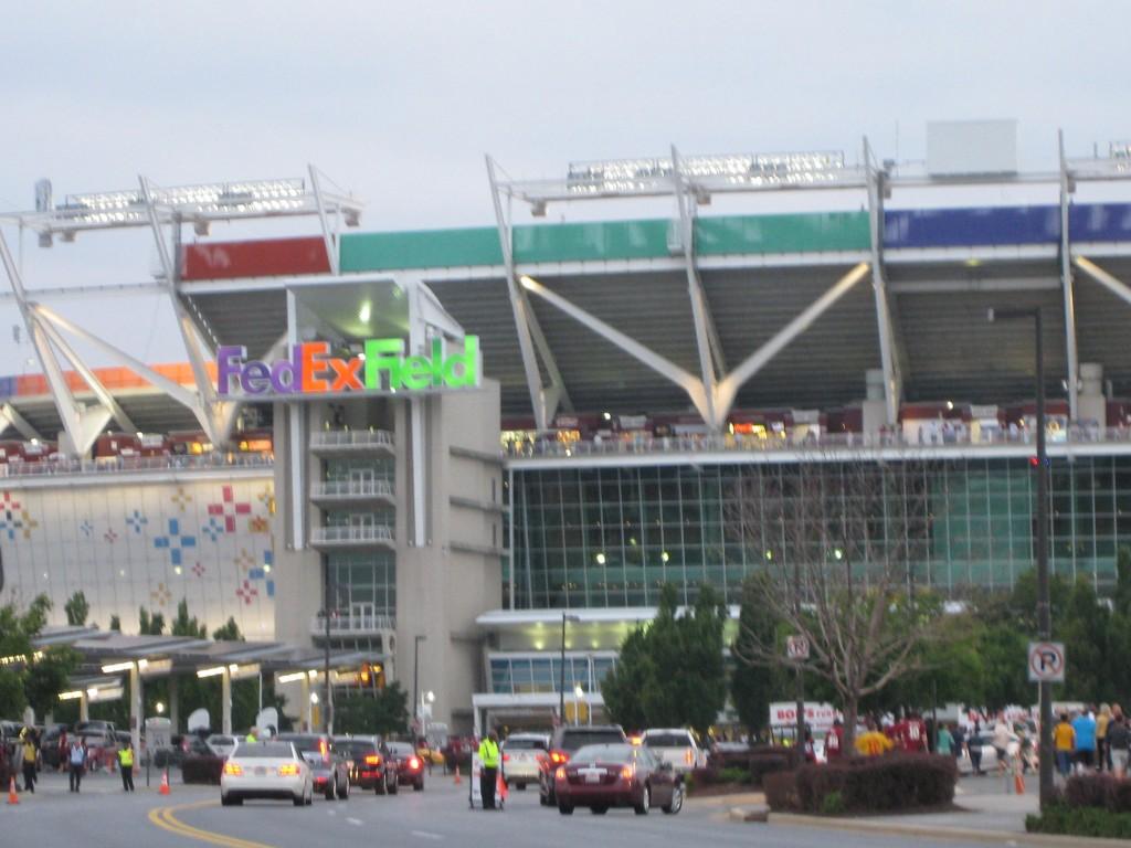 FedEx Field Washington Redskins