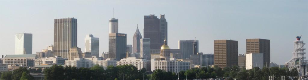 Atlanta skyline sports teams travel guide