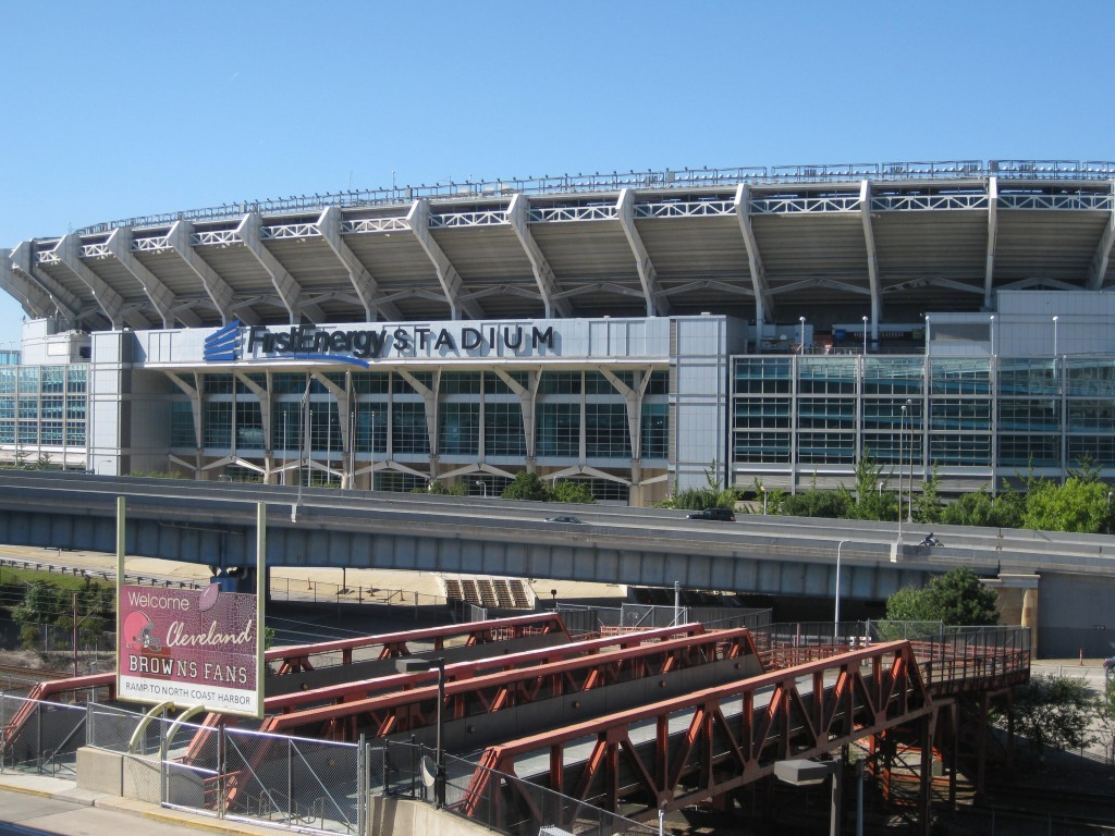 First Energy Stadium Cleveland sports teams travel guide