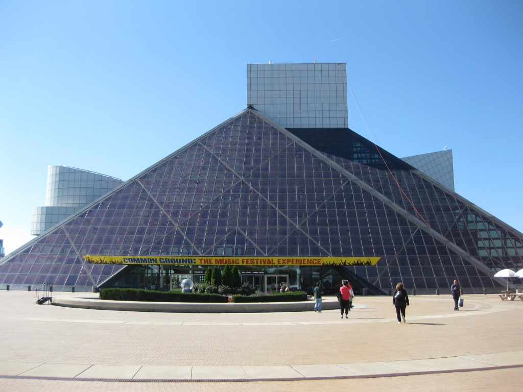 Rock and Roll Hall of Fame Cleveland sports teams travel guide