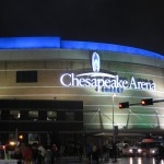 Chesapeake Energy Arena Oklahoma City Thunder events tickets parking hotels seating food