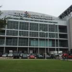 NRG Stadium exterior