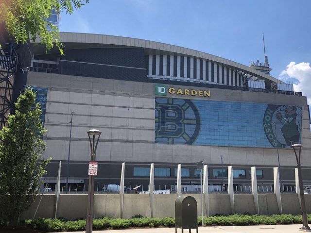 TD Garden Boston Bruins Celtics events tickets parking hotels restaurants seating food