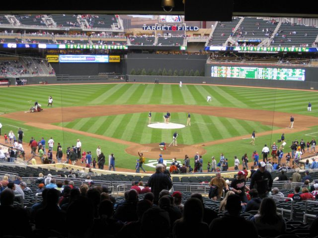 Target Field Minnesota Twins events tickets parking hotels seating food