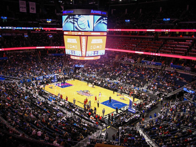 Amway Center Orlando Magic events tickets parking hotels seating food