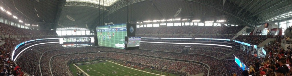 AT&T Stadium Dallas Cowboys events tickets parking seating hotels food