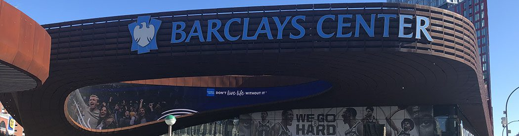 Barclays Center Brooklyn Nets events tickets parking hotels seating food