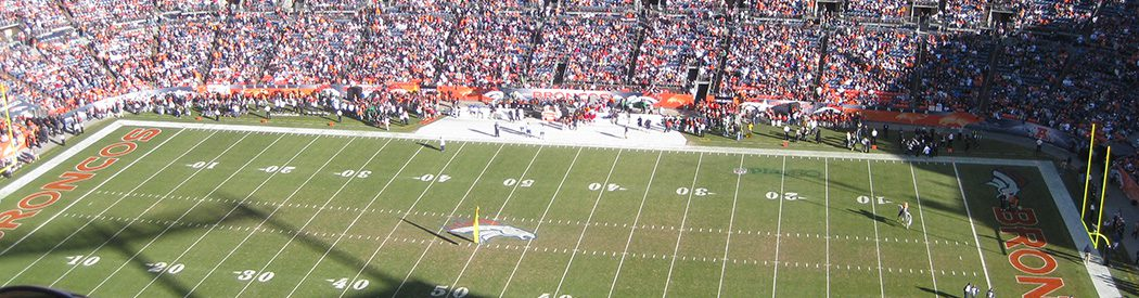 Empower Field at Mile High Denver Broncos stadium events seating parking food