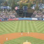 Los Angeles Dodgers Dodger Stadium seating parking events food