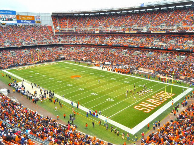 FirstEnergy Stadium Cleveland Browns events tickets parking hotels seating food