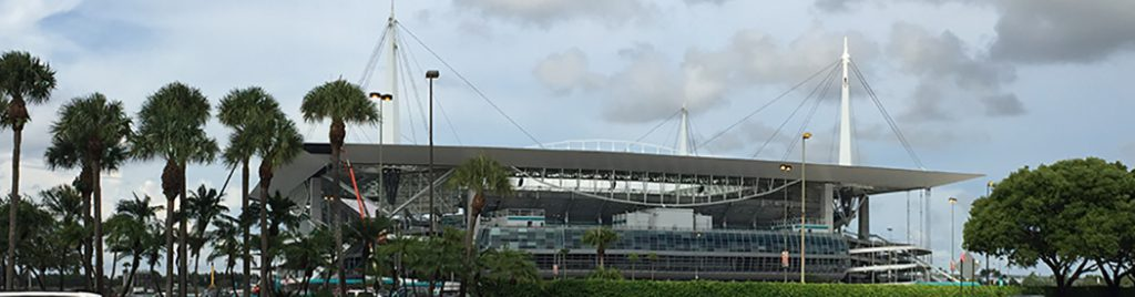 Hard Rock Stadium Miami Dolphins events tickets parking hotels seating food