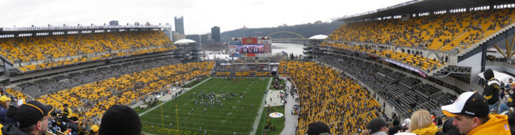 Heinz Field Pittsburgh Steelers events tickets parking hotels seating food