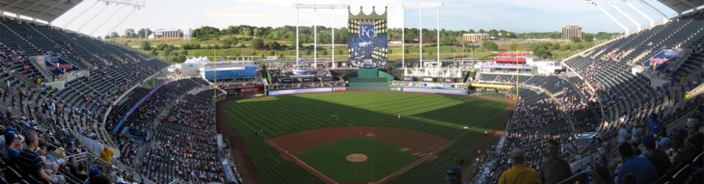 Kauffman Stadium Kansas City Royals events tickets parking hotels seating food