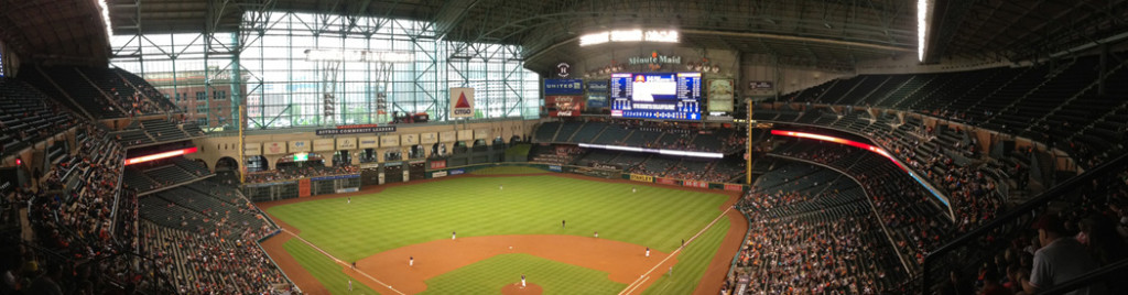 Minute Maid Park Houston Astros events tickets parking hotels seating food