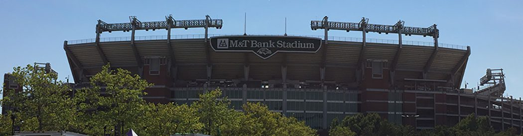 M&T Bank Stadium Baltimore Ravens events tickets parking hotels seating food