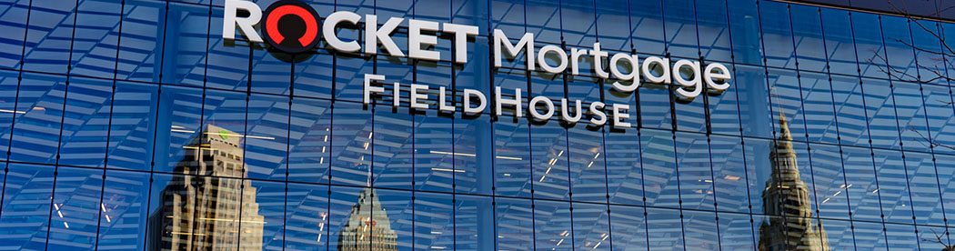 Rocket Mortgage FieldHouse Cleveland Cavaliers events tickets parking hotels seating food
