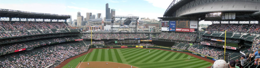 T-Mobile Park Seattle Mariners ballpark events parking seating food