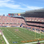 Solder Field Chicago Bears stadium events parking seating hotels food