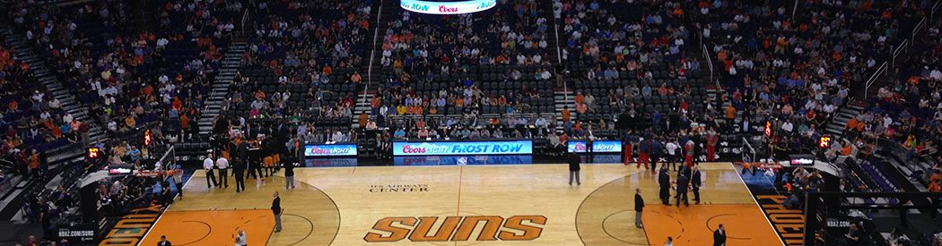 PHX Arena Phoenix Suns events tickets parking hotels seating food
