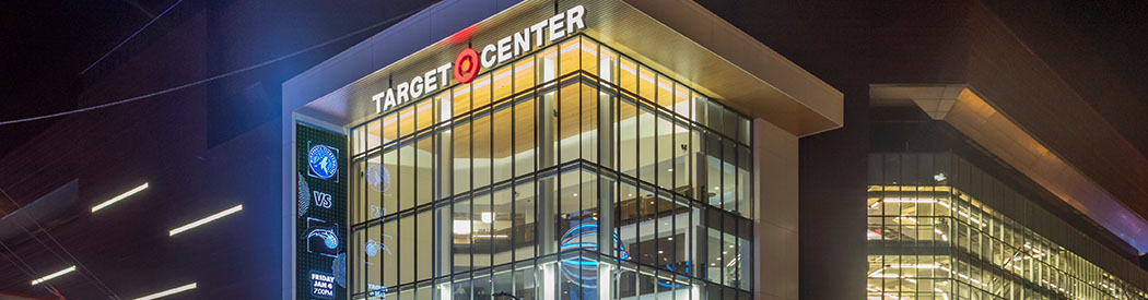 Target Center Minnesota Timberwolves events tickets parking hotels seating food