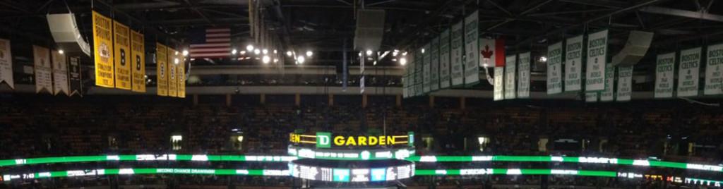 TD Garden Boston Bruins Celtics events tickets parking hotels restaurants seating food