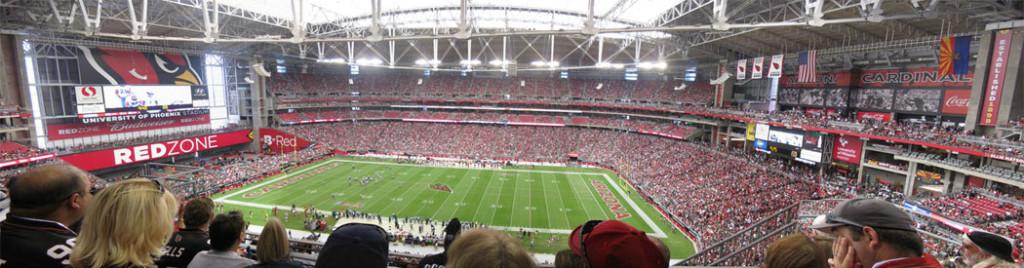 State Farm Stadium Arizona Cardinals events seating parking