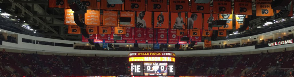 Wells Fargo Center Philadelphia Flyers 76ers events tickets parking hotels seating food