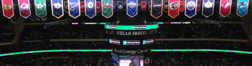 Xcel Energy Center Minnesota Wild events tickets parking hotels seating food