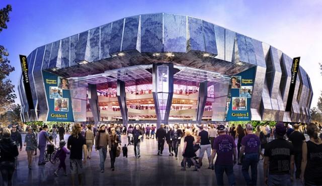 Golden 1 Center (Via NBA.com)